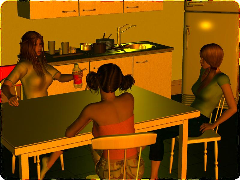 Nackt bei flaschendrehen